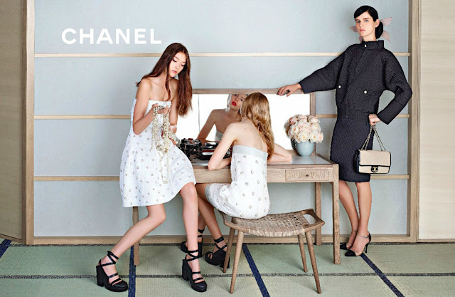 Chanel Spring 2013 Ad