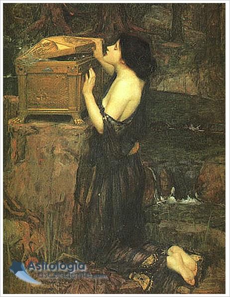 Wiccanos Lunae  La Caja De Pandora
