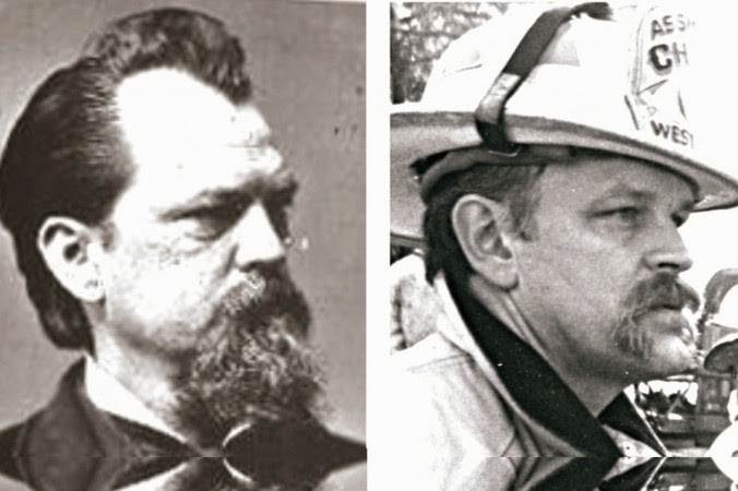 Fire Chief Investigates Past Life as Civil War General: Group Reincarnation?