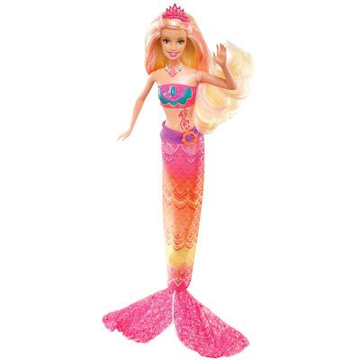 Barbie en la princesa y la cantante junio 2012 - Barbi la sirene ...
