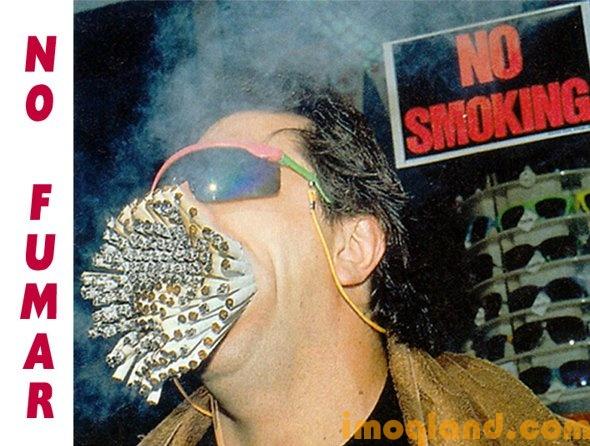 Dejar fumar por la fotografía