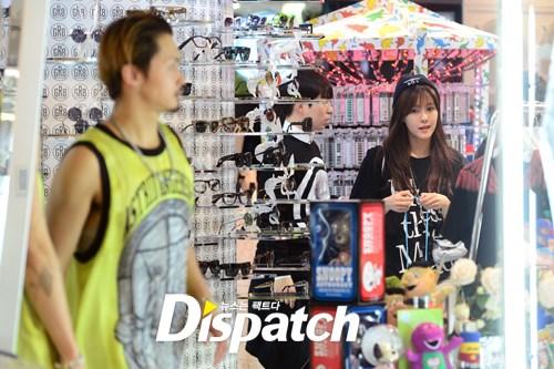 Hyomin Shopping Di Jepang 04