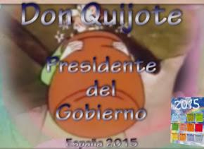 El Quijote inventado