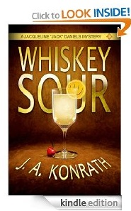 Free eBook Feature: Whiskey Sour by J.A. Konrath