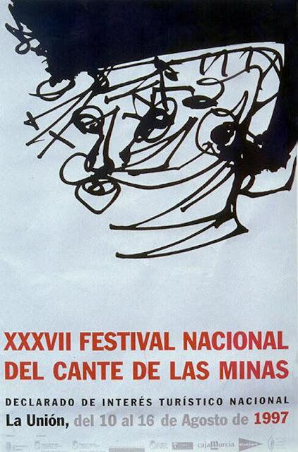 Cartel del Cante de las Minas de 1997