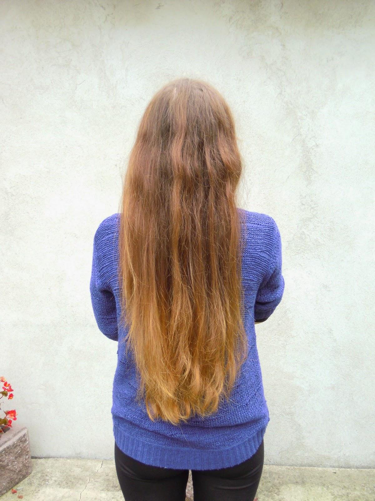 Moje nowe przemyślenia i plany na temat pielęgnacji włosów - październik 2014