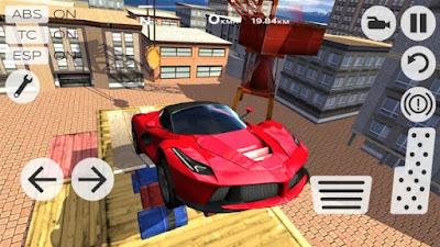 Game Extreme Car Driving Simulator Mod Apk v4.07 Unlimited Money