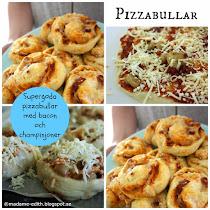 Godaste pizzabullarna