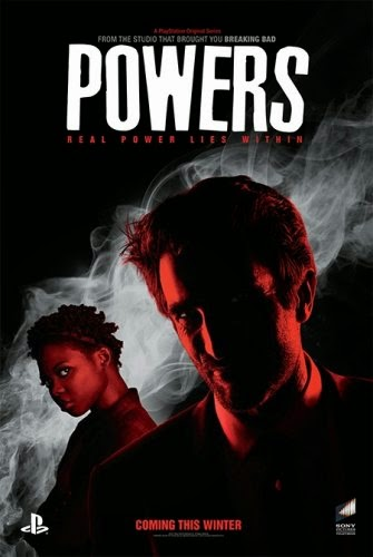 Powers Powers 1ª Temporada