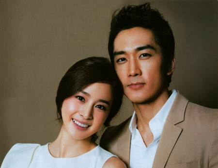 All About Korea: Best Couple Korean Drama Kim Tae Hee And Song Seung Heon Is Couple In Real Life