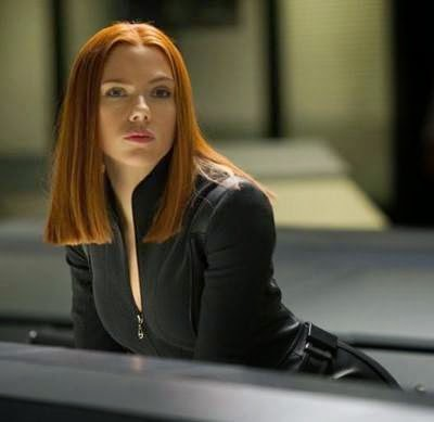 Scarlett Johansson in Captain America The Winter Soldier, a review