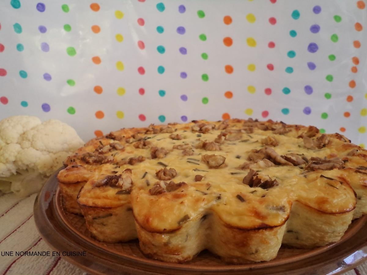 gâteau au parmesan