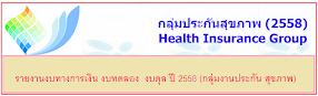 รายงานทางบัญชี2558