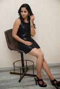 Swathi Dixit Glamorous Photos in Black-thumbnail-20