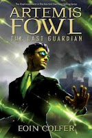 bookcover of Last Guardian (Artemis Fowl #8) by Eoin Colfer