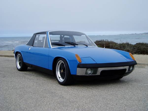 1973 Porsche 914 V8 Conversion - Buy Clic Volks