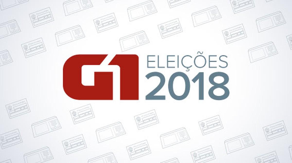 G1 ELEIÇÕES 2018