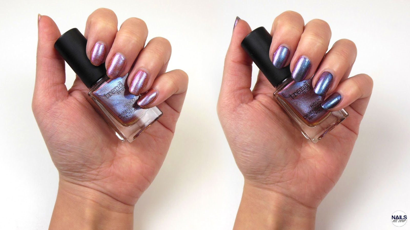 Der universelle Holo Nagellack! - Nails All Over
