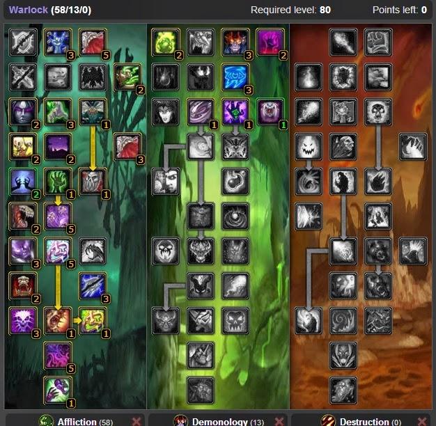 Affliction Warlock DPS Guide - Noxxic