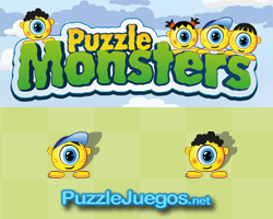 solucion Puzzle Monsters guia