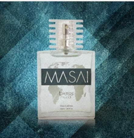 Masai, 50ml, inspirado no Bleu Chanel - por 79,90