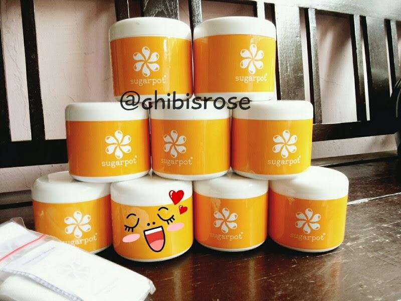 sugarpot, jual wax, jual sugarwax, jual honeywax, jual penghilang bulu, cara menghilangkan bulu, chibis etude house kore, jual sugarpot wax