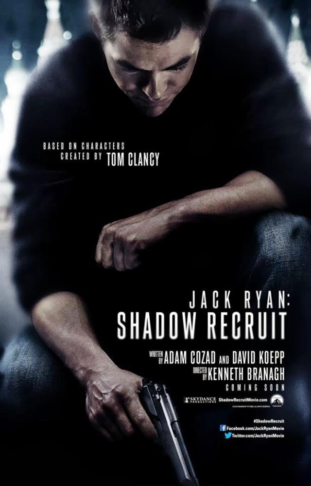 La película Jack Ryan Shadow Recruit