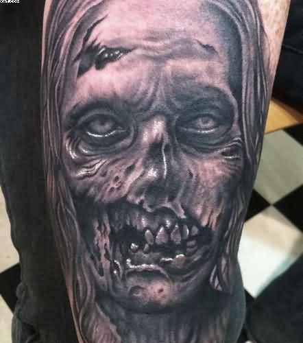 Tatuajes Con Villanos Del Cine De Terror