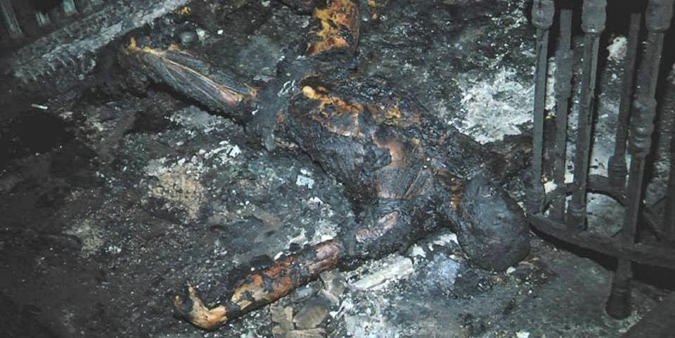 Погибшие в Доме Профсоюзов Одессы