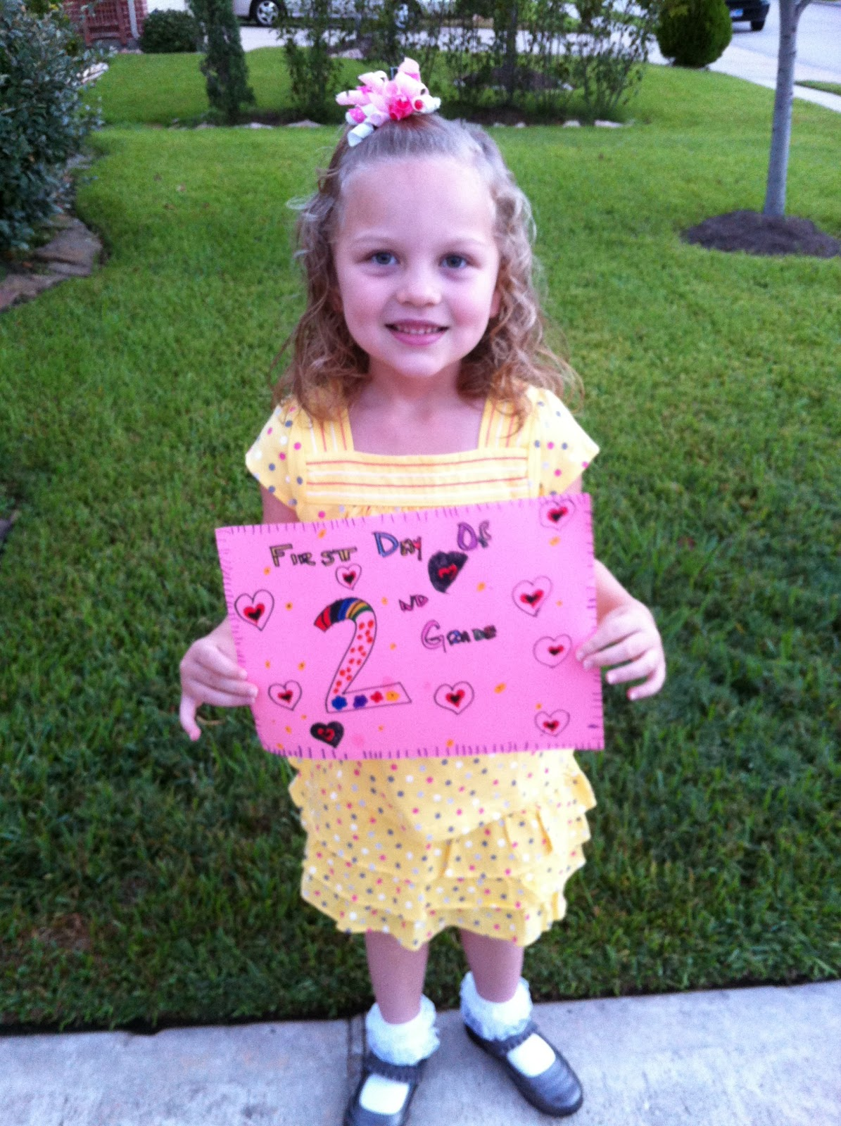First Day Of First Grade Activities