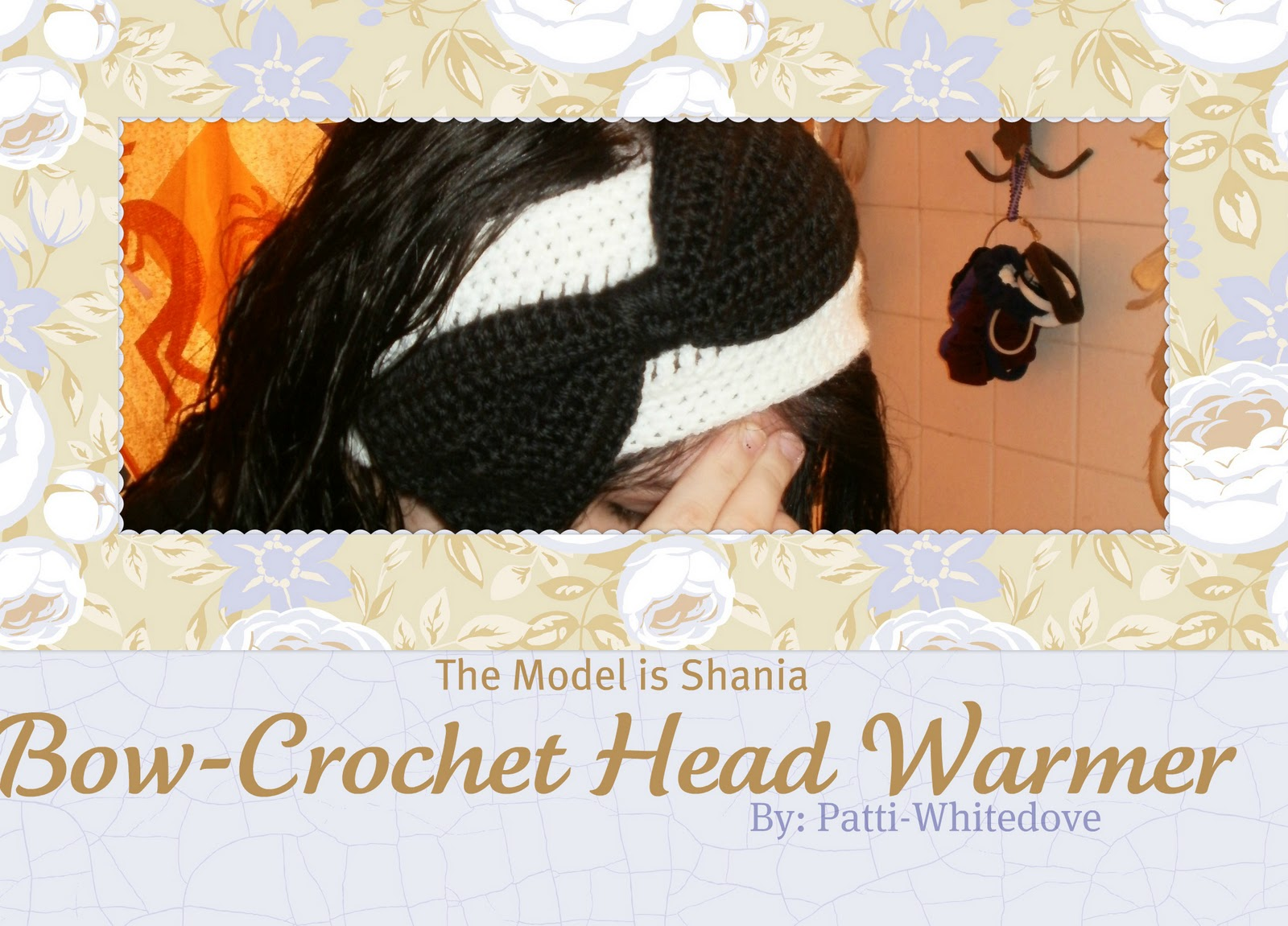 Crochet Patterns Head Warmers : ... Carol, Ruby, Michelle and Darlena: My Crochet Head Warmer Pattern