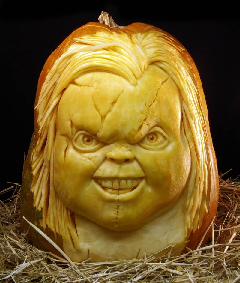 The feral irishman amazing pumpkin carvings