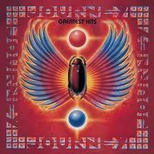 Journey Greatest Hits 1988