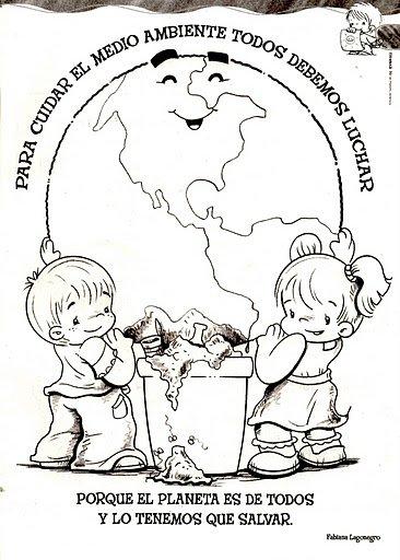 Actividades Para El DIA De La Tierra