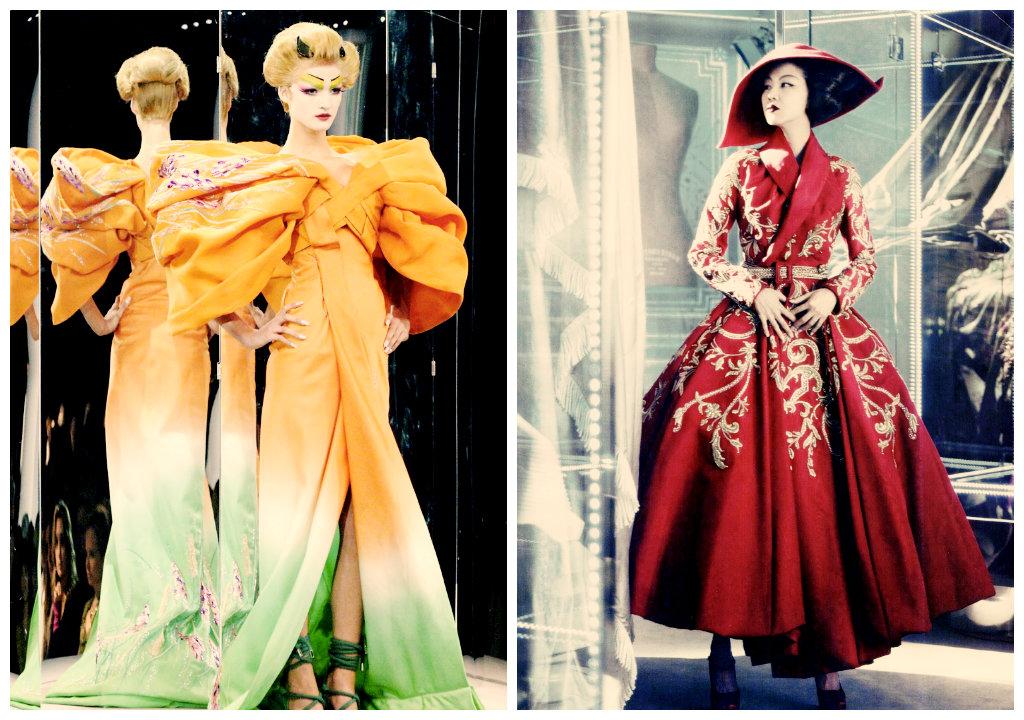Romance Dame Dior Haute Couture Spring 2007