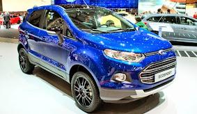 Tampilan Mobil Ford EcoSport Facelift Terbaru 2015_3