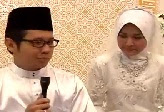 Video Pernikahan Ally Iskandar Dan Farah Lee (Video)