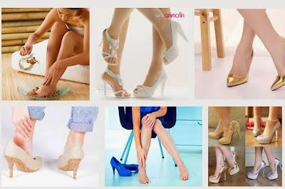 Bí quyết không gây đau chân khi đi giày mới