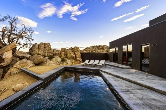 pool in your garden