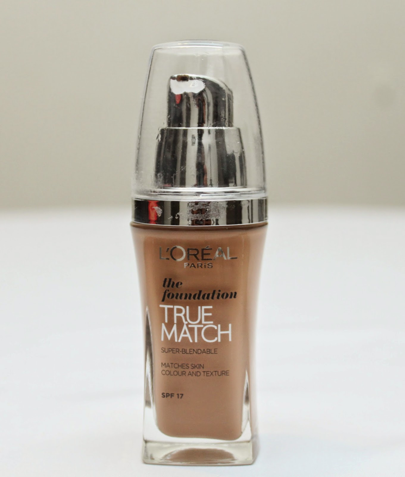 L'oreal True Match Foundtion in Cappuccino
