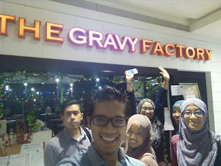 The Gravy Factory Review