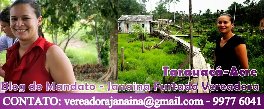 Janaína Furtado: