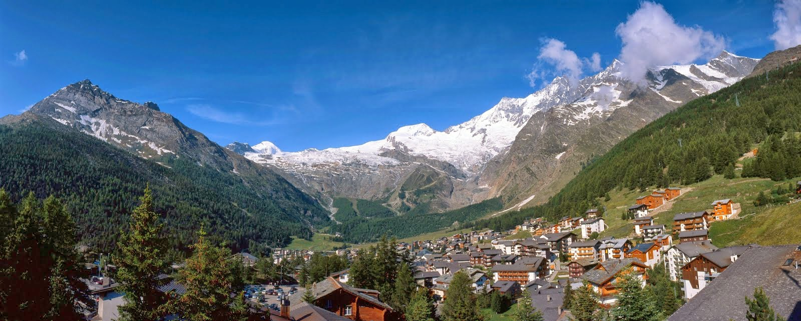 Hotel Saas-Fee Switzerland