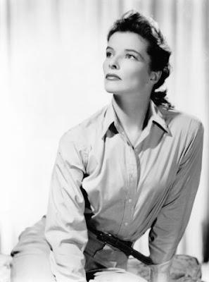 Katharine Hepburn actriz de cine
