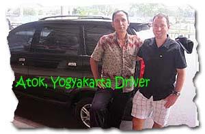 yogyakarta driver