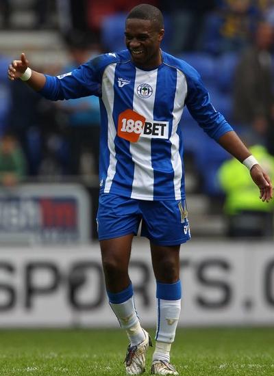Charles N'Zogbia Aston Villa Midfielder 2011-2012