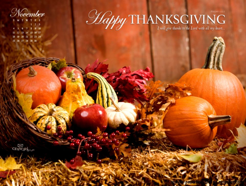 Thanksgiving Wallpaper For Computers
