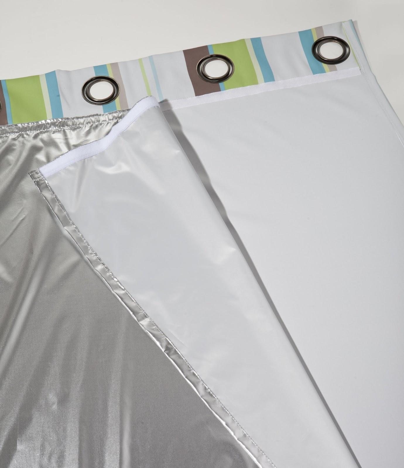 refresh le rideau thermique de l 39 t initiales gg. Black Bedroom Furniture Sets. Home Design Ideas