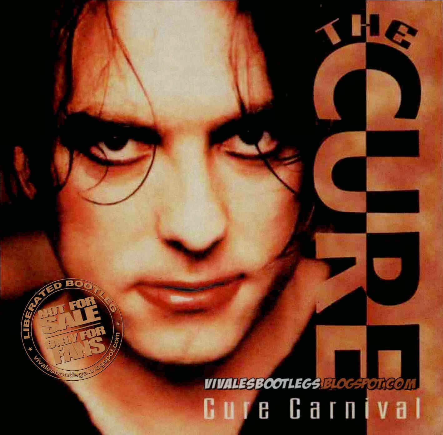 The Cure: Carnival. Rio de Janeiro, Brazil, Hollywood Rock, Praca da Apoteose - 1996.01.26. (Double CD - Ex Soundboard)