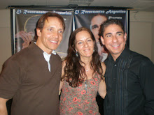 Con Renè y Ricky